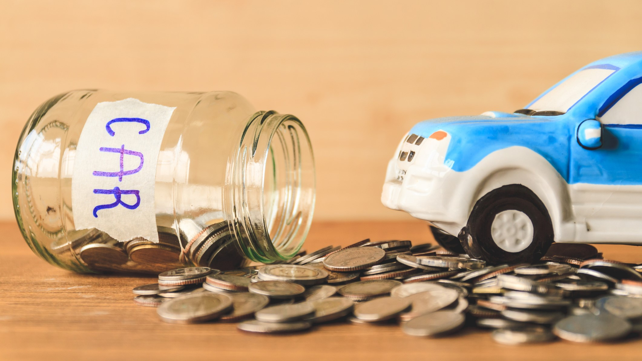 Saving money for a new car doesn't need to be a chore