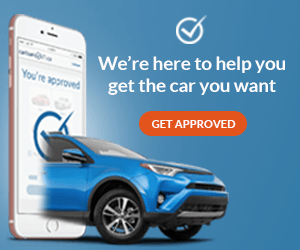 car loans 411 widget ad displayed on every page