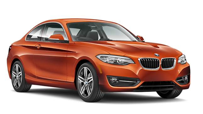 bmw 2 series car