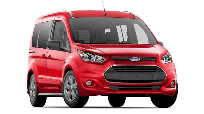 ford transit connect car