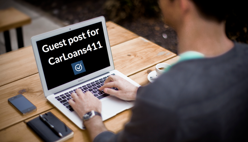 Car fanatics: submit a guest post to be featured - CarLoans411 ca