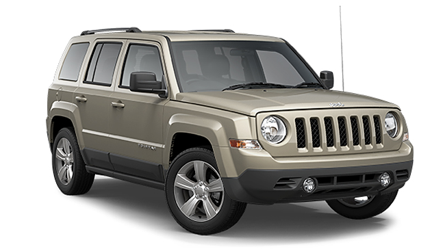 jeep patriot car