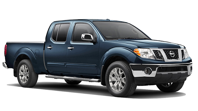 nissan frontier car