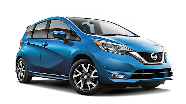 nissan versa note car
