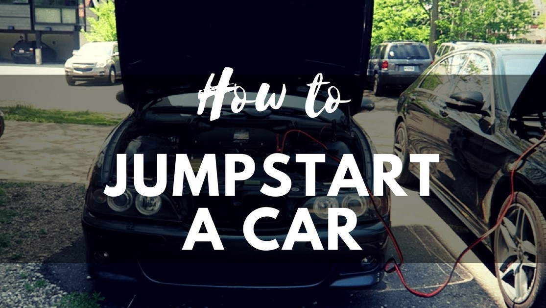 jumpstart a car