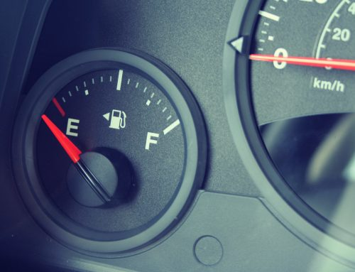 How far can your vehicle travel once the gas light turns on?