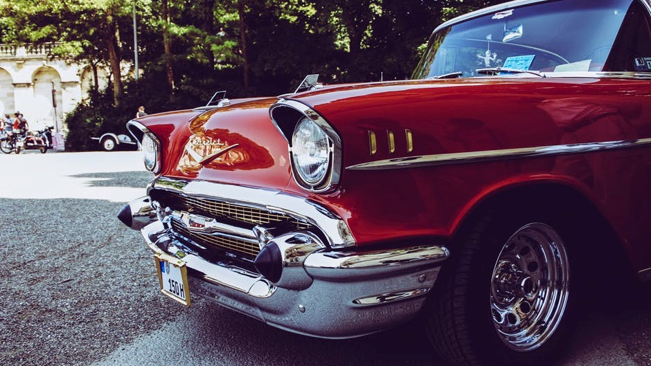 How to turn your old car into a classic car