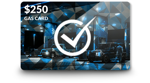 $250 gas card from car loans 411